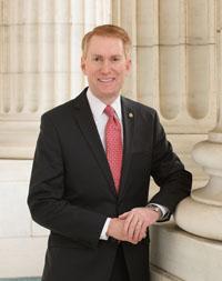 US Sen James Lankford_Official Photo