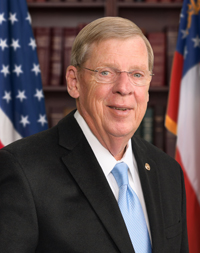 US Sen Johnny Isakson_Official Photo