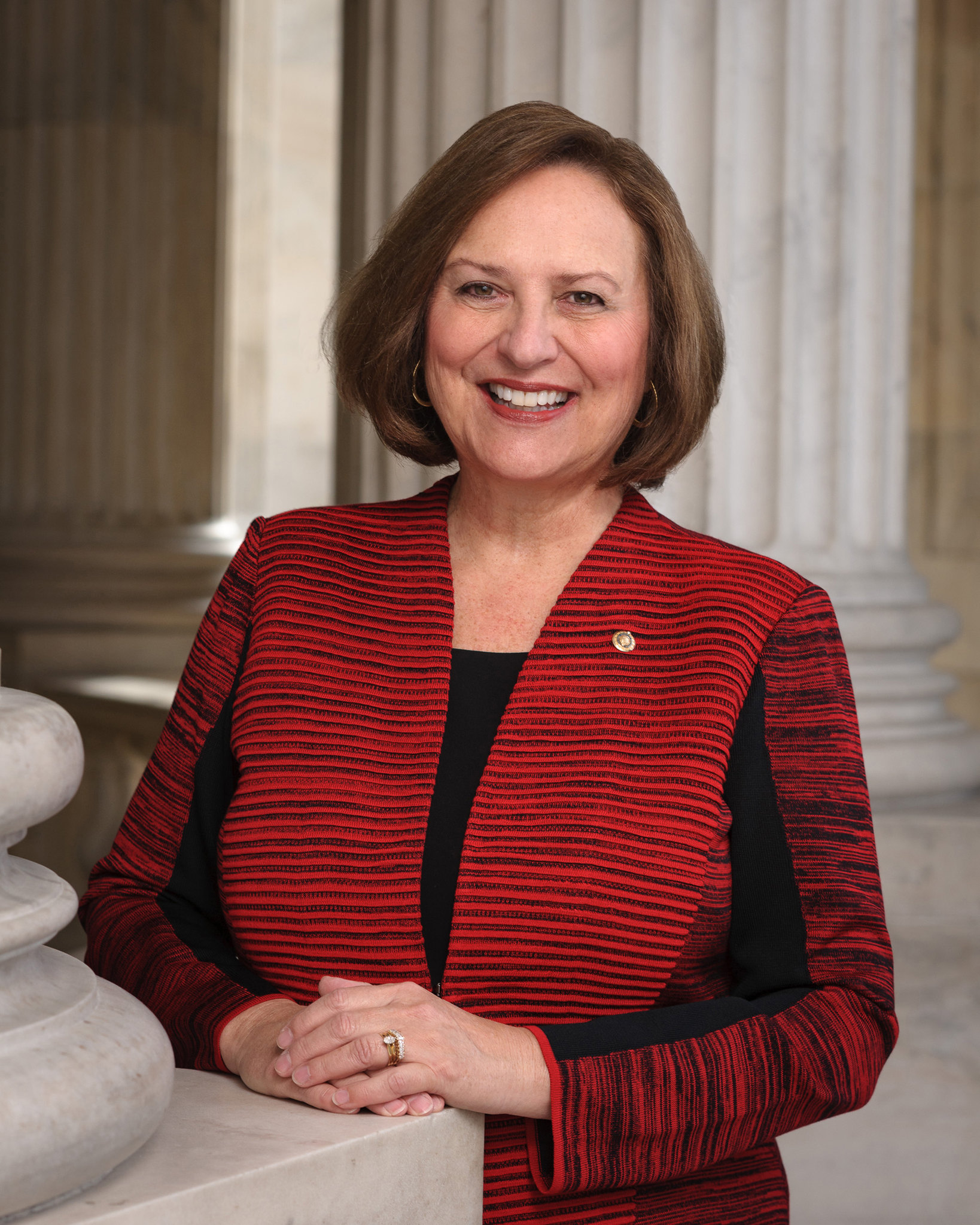 US Sen Deb Fischer Official Photo